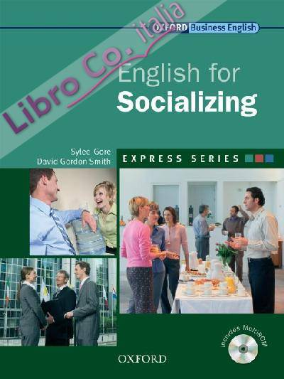 English for Small Talk and Socializing: Student's Book Pack.
