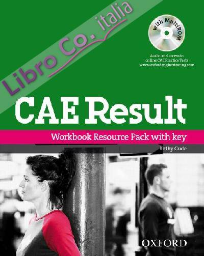 CAE Result: Workbook Resource Pack with Key