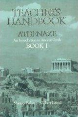 Teacher's Handbook for Athenaze, Book 1.