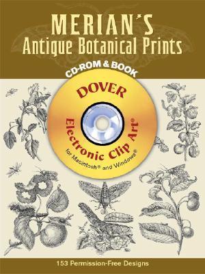 Merian's Antique Botanical Prints