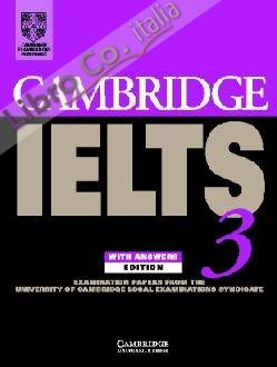 Cambridge IELTS 3 Self-study Pack