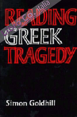 Reading Greek Tragedy