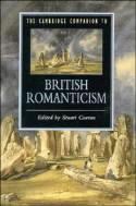 The Cambridge Companion to British Romanticism