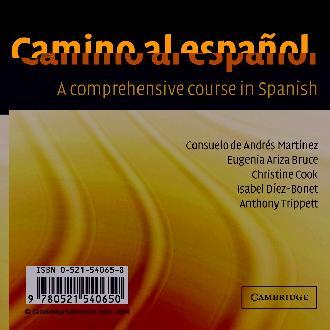 Camino Al Espanol Audio CD Set