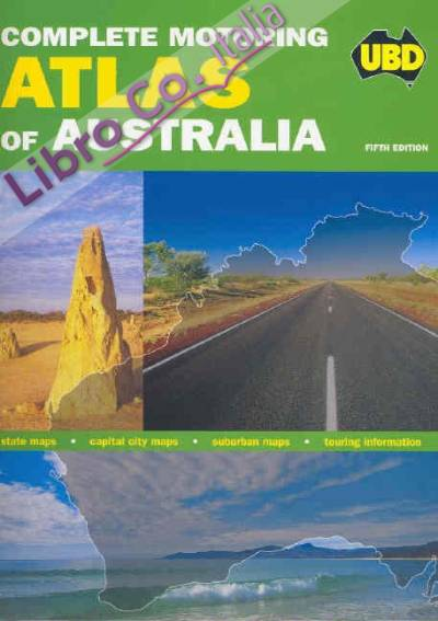 Complete Motoring Atlas of Australia