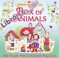 Farmyard Tales Box of Animals.