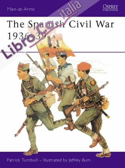 The Spanish Civil War, 1936-39.