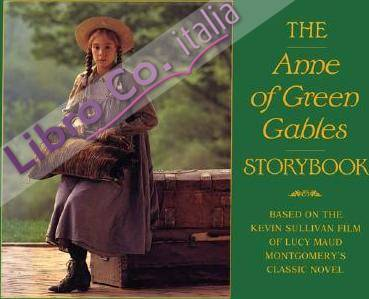 The Anne of Green Gables Storybook.