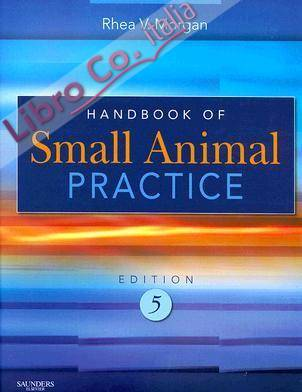 Handbook of Small Animal Practice.
