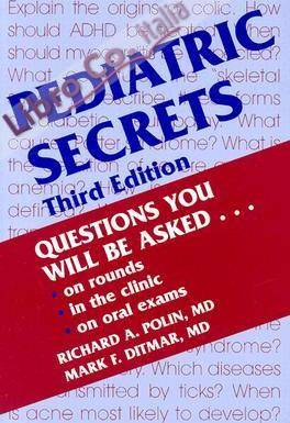 Pediatric Secrets
