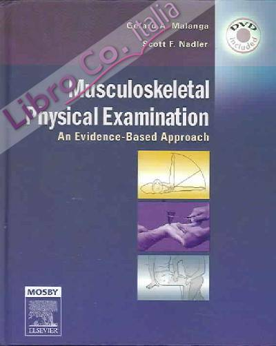 Musculoskeletal Physical Examination: An Evidence-Based Approach, Text with DVD