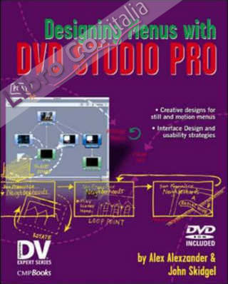 Designing Menus with DVD Studio Pro with DVD