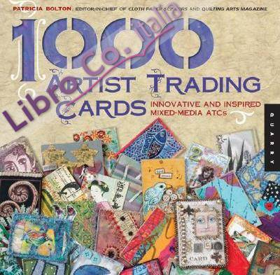 1,000 Artist Trading Cards.
