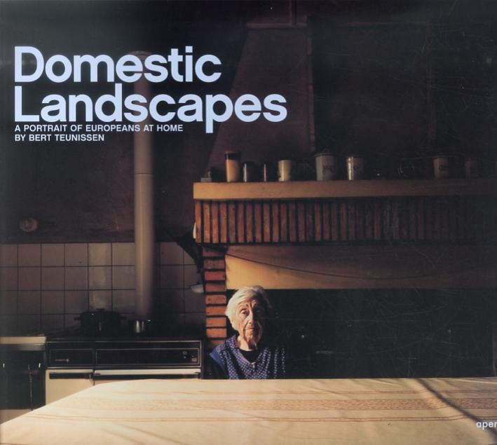 Domestic Landscapes. A portrait of europeans at home.