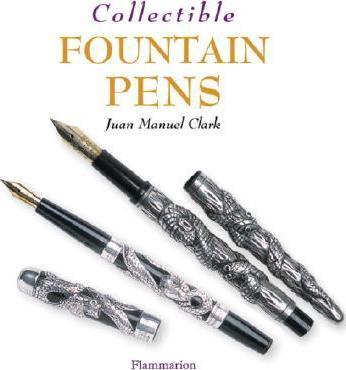 Collectible Fountain Pens.