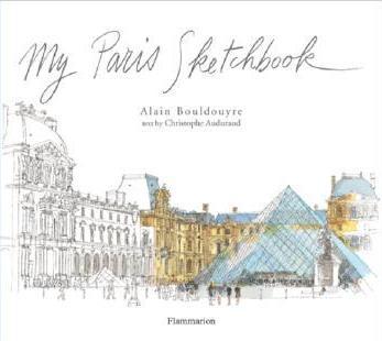 My Paris Sketchbook.