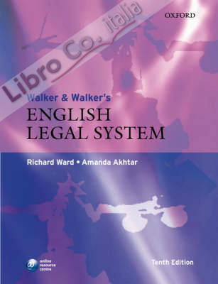 Walker and Walker's English Legal System.