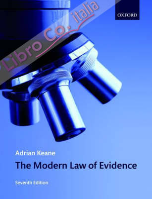 The Modern Law of Evidence.
