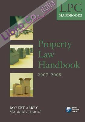 Property Law Handbook.