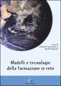 Modelli e tecnologie della formazione in rete.