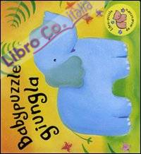 Babypuzzle giungla. Libro puzzle.