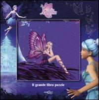 Barbie Mariposa. Il grande libro puzzle. Ediz. illustrata