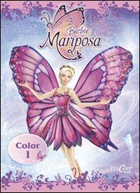 Barbie Mariposa. Libro color. Ediz. illustrata. Vol. 1