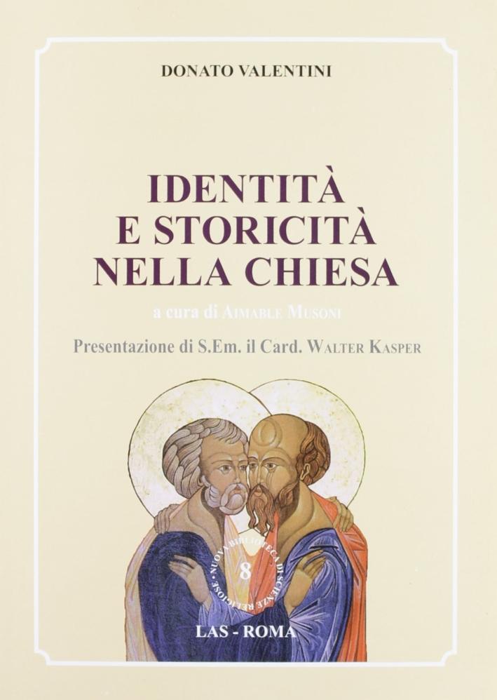 Identità e storicità nella Chiesa