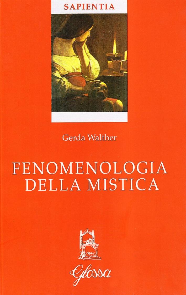 Fenomenologia della mistica