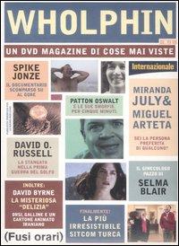 Wholphin. DVD. Con libro. Vol. 1