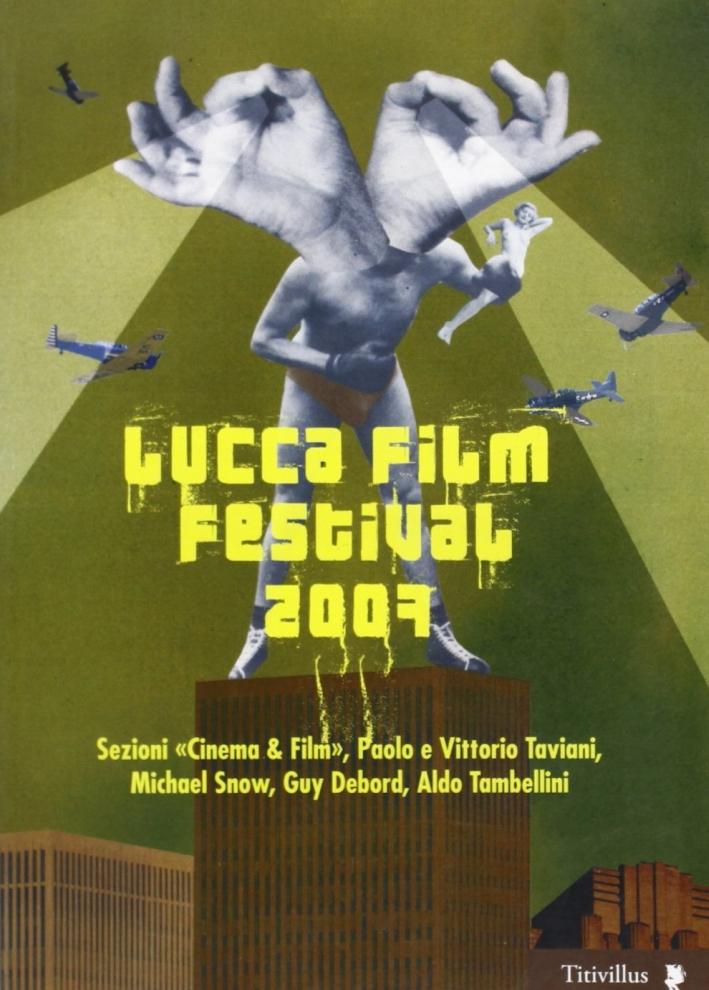 Lucca film festival 2007