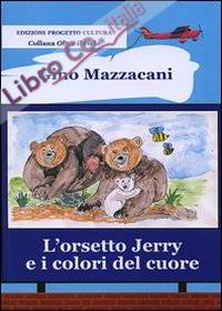 L'orsetto Jerry e i colori del cuore