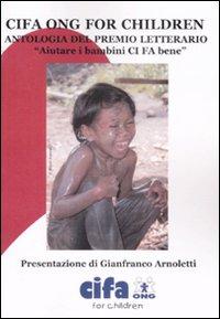 Antologia del premio letterario Cifa ONG for children