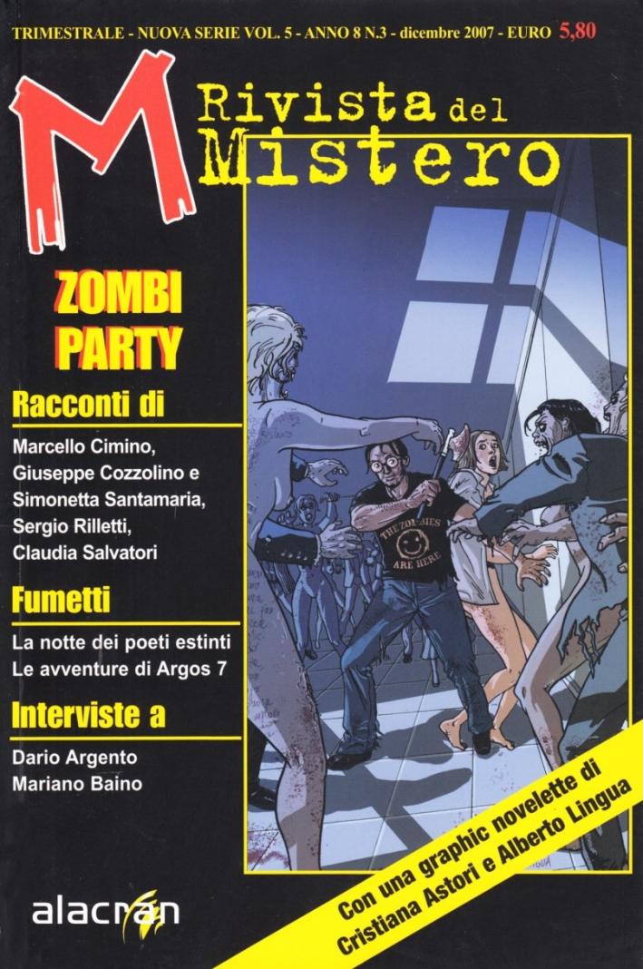 M. Rivista del mistero. Vol. 5: Zombi party