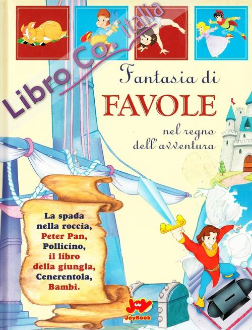 Fantasia di favole. Ediz. illustrata
