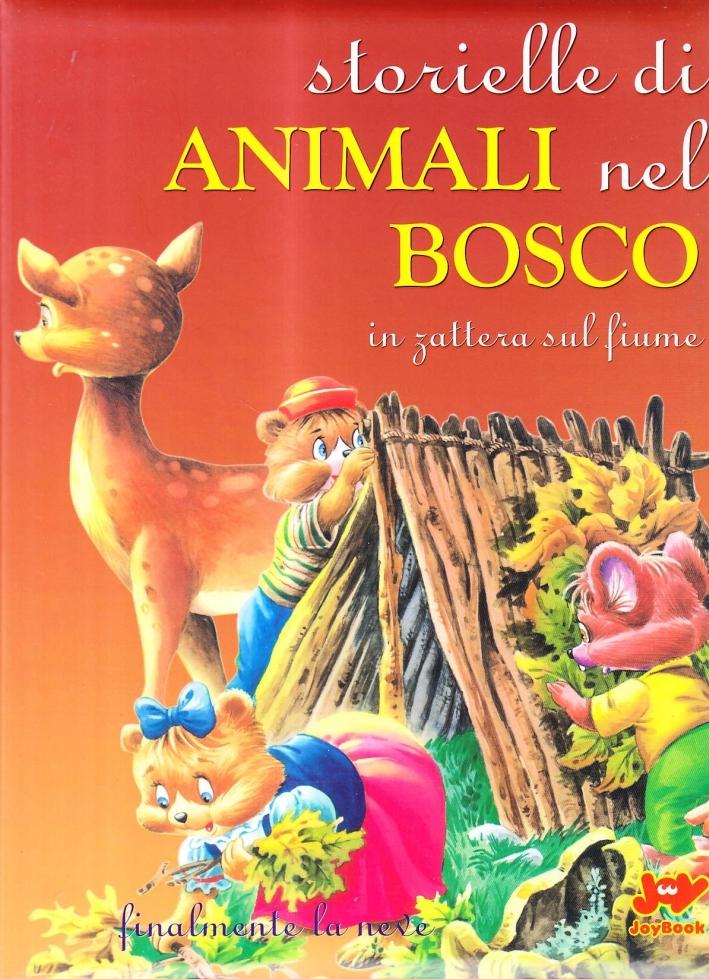 Storielle di animali. Ediz. illustrata