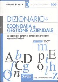Nuovo dizionario di economia e gestione aziendale
