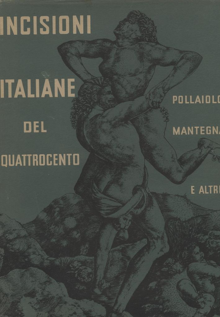 Incisioni italiane del Quattrocento
