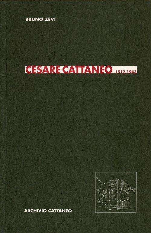 Cesare Cattaneo (1912-1943)