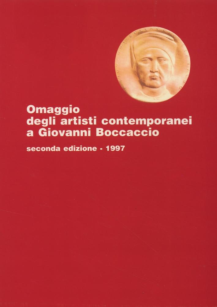 Omaggio degli artisti contemporanei a Giovanni Boccaccio. [Seconda edizione]