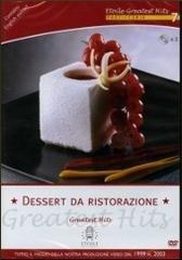 Dessert da ristorazione. Ediz. italiana e inglese. DVD
