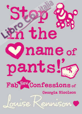 'Stop in the Name of Pants!'
