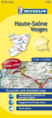 Haute-Saone, Vosges