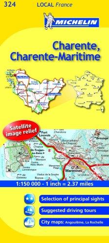 Charente, Charente-Maritime