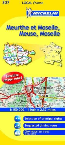 Meuse, Meurthe-et-Moselle, Moselle