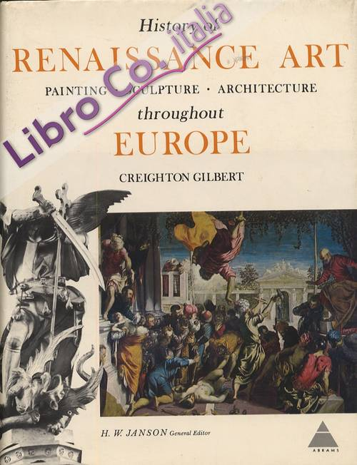 History of renaissance art throughout Europe. Painting. Sculpture. Architecture