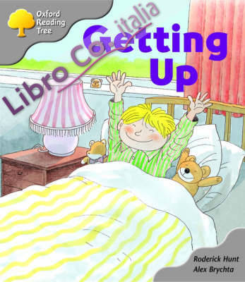 Oxford Reading Tree: Stage 1: Kipper Storybooks: Getting Up