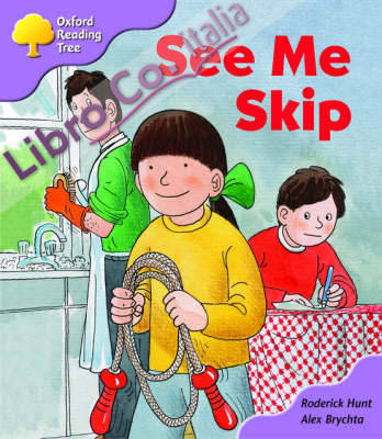Oxford Reading Tree: Stage 1+: First Phonics: See Me Skip