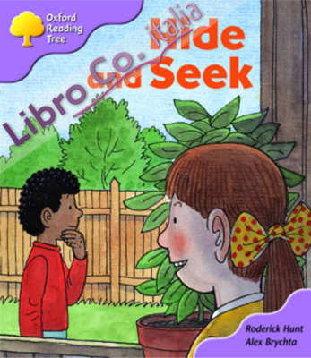 Oxford Reading Tree: Stage 1+: First Sentences: Hide and....