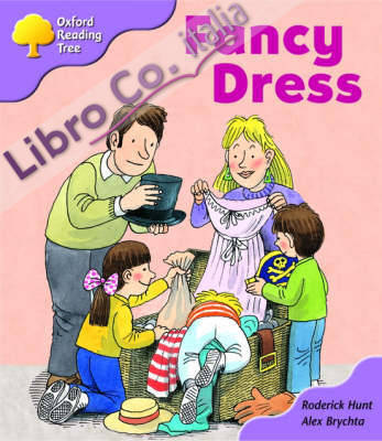 Oxford Reading Tree: Stage 1+: Patterned Stories: Fancy....